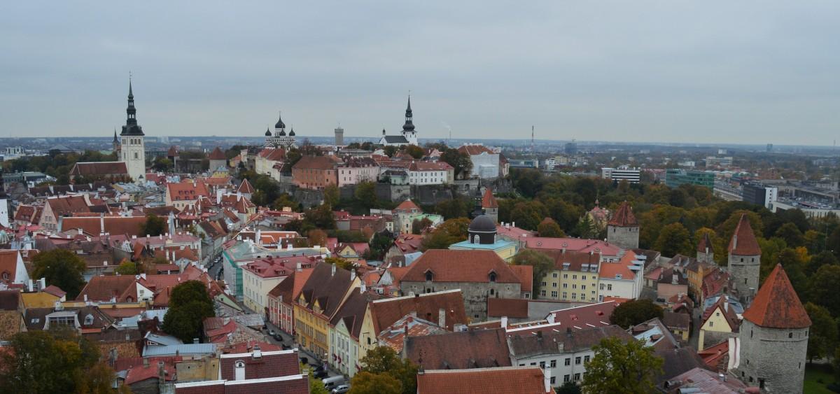 Passeggiando per Tallinn: cosa vedere in due giorni