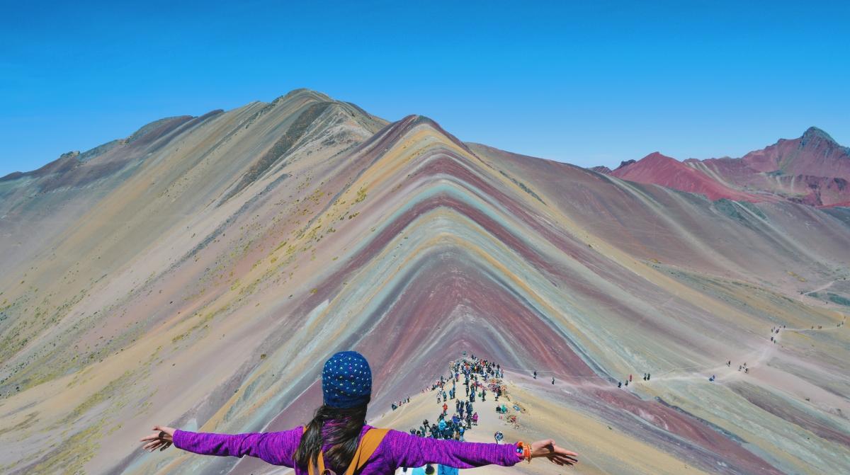Montagna dei Sette Colori: informazioni e consigli