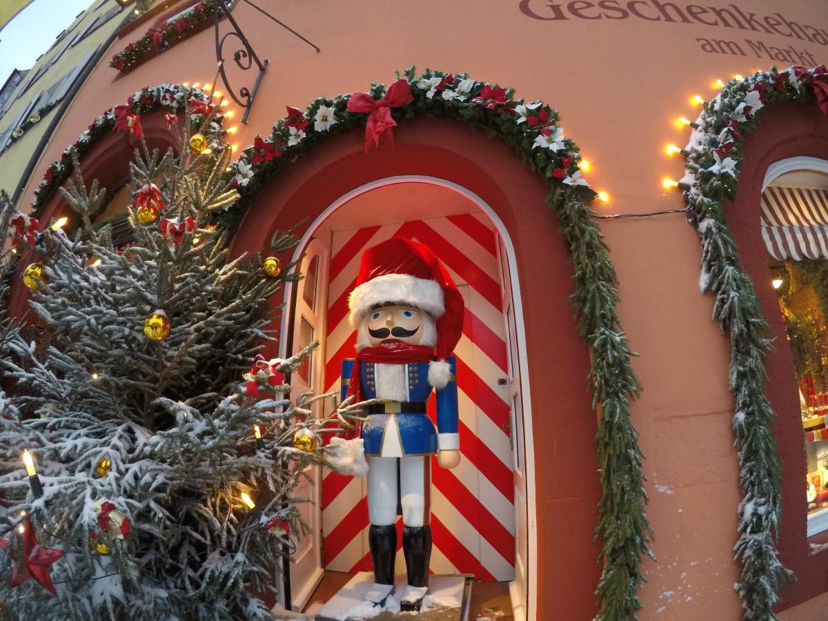 Romantische Strasse d'inverno: itinerario dei mercatini di Natale