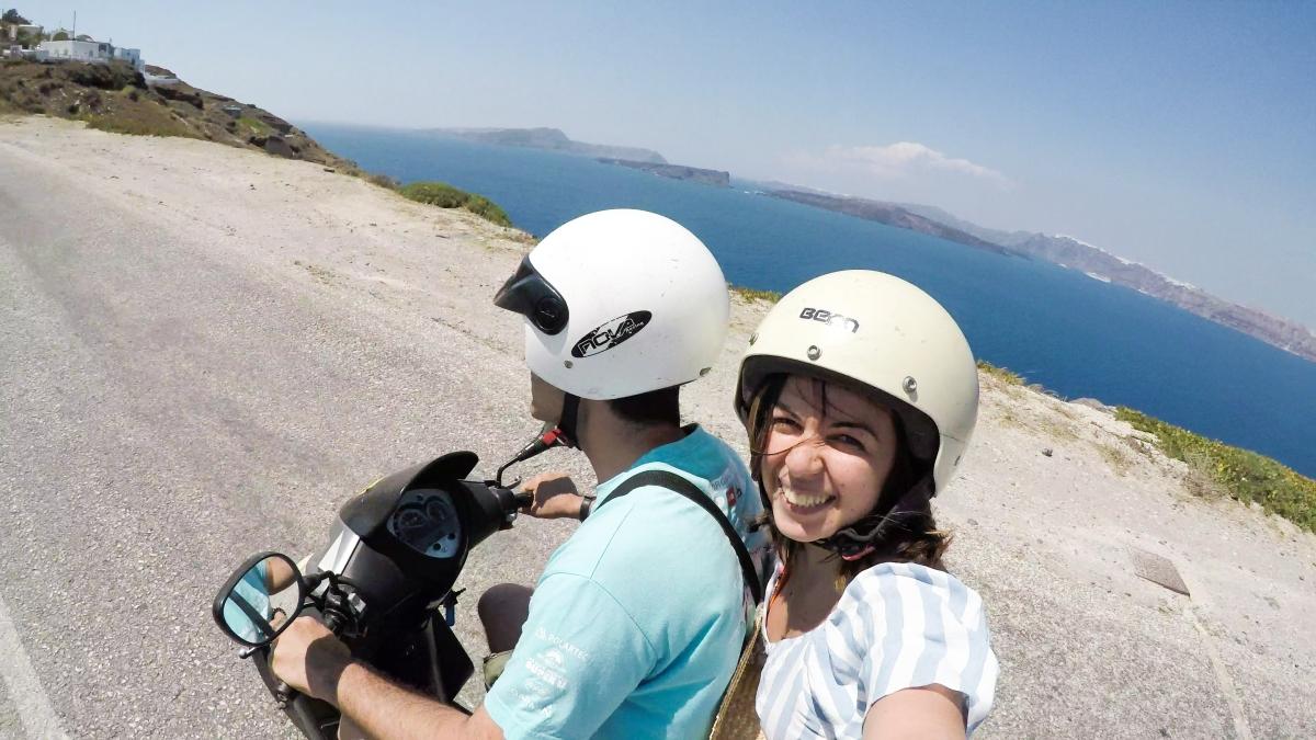 Cosa vedere a Santorini in un weekend